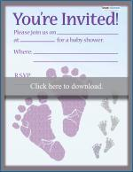 baby shower invitation 3