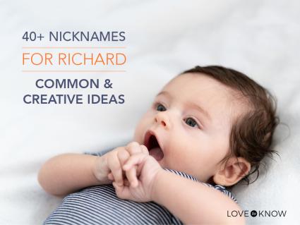 NIcknames for Richard