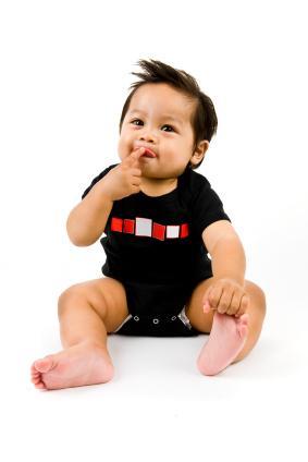 Image of a Filipino baby boy