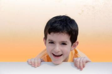Image of a 6-year-old boy