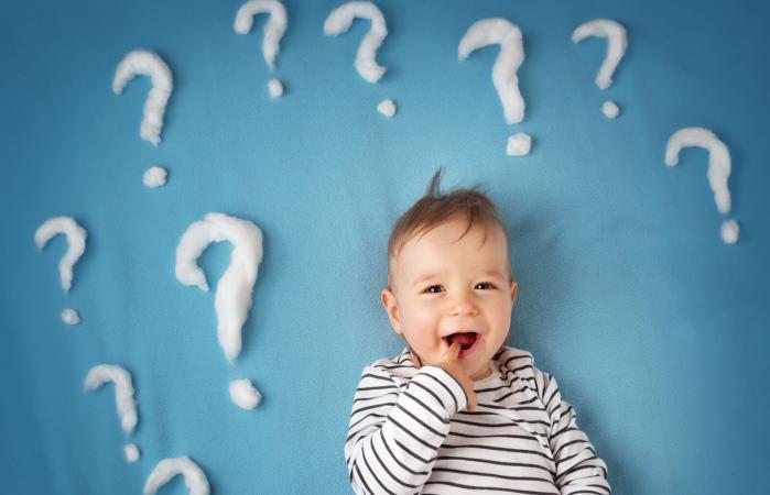 Preguntas sobre trivialidades para bebés