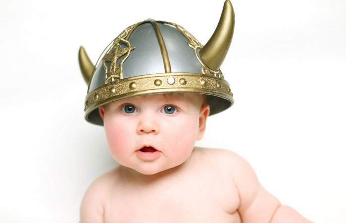 Bebé Vikingo