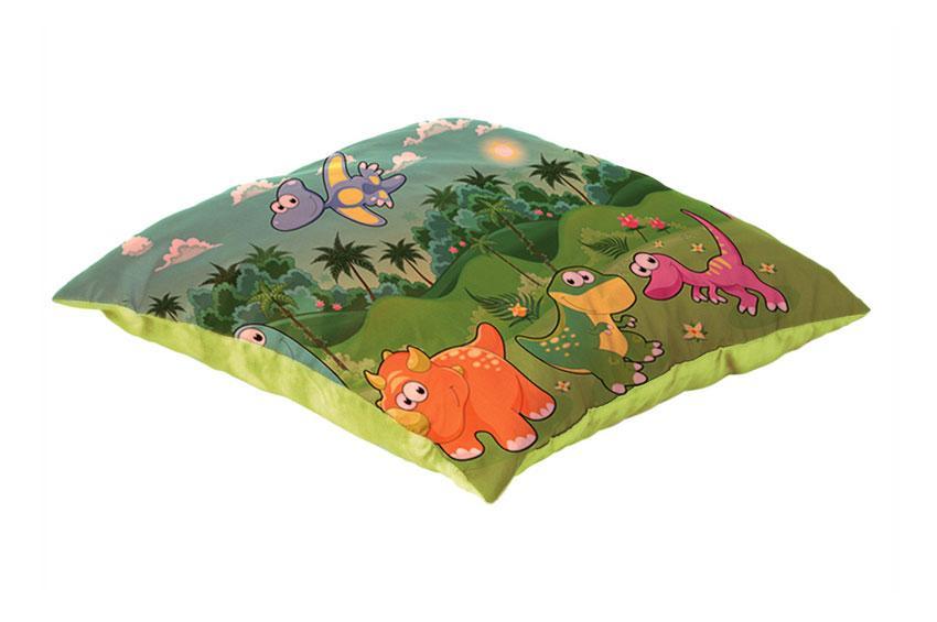 Dinosaur Floor Pillow