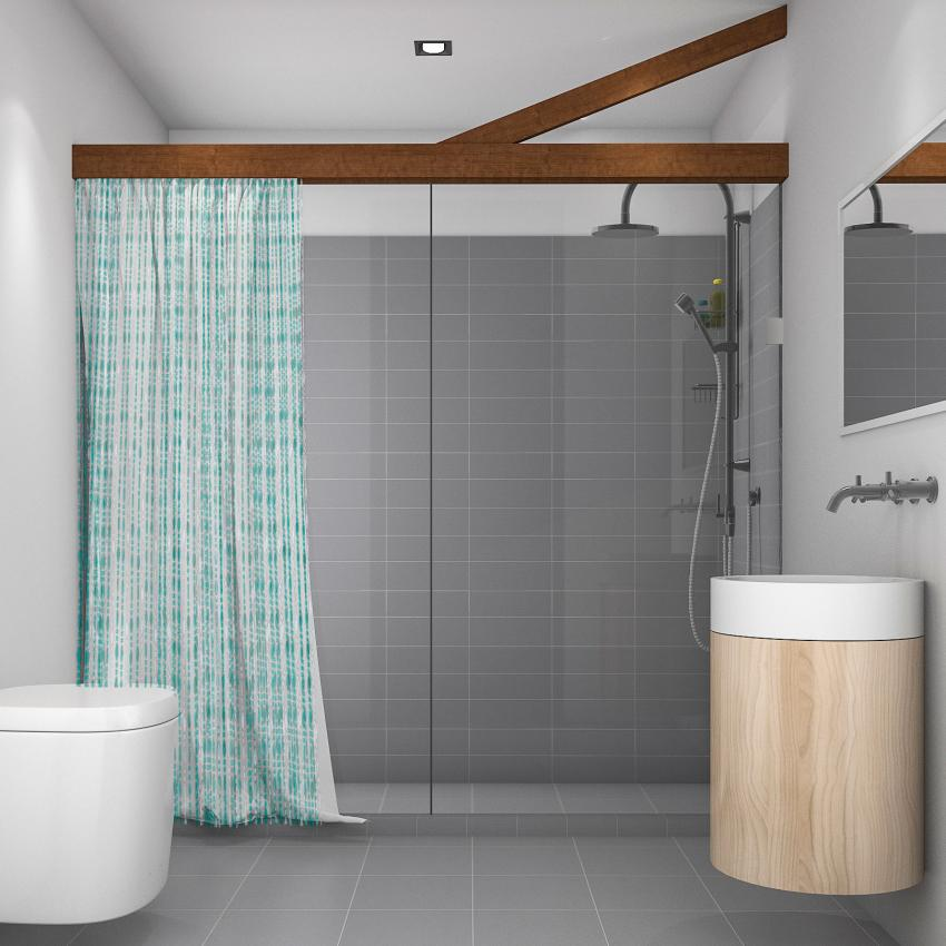 Unusual ways to hang a shower curtain curtain for Unusual ways to hang curtains