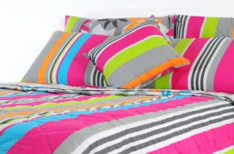 Funky Colorful Bedding