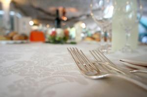 Irish Linen Tablecloth