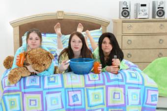 Wild Teen Comforters