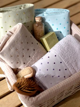 Pictures of Unique Towel Gift Baskets