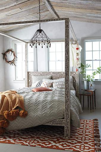 What You Will Find at Anthropologie Bedding