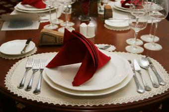 Placemats for Round Tables