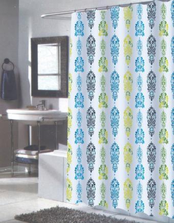 Olivia XL Shower Curtain