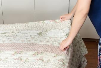 Comforter, Duvet, Quilt or Bedspread