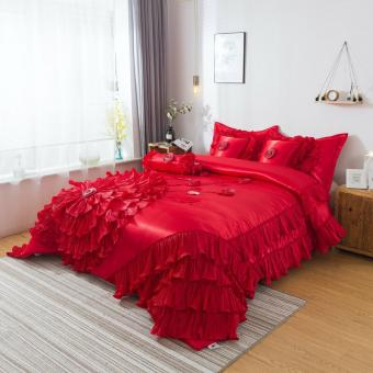 House of Hampton Victorian Comforter Set