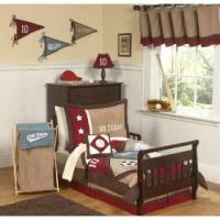All Star Sports Toddler Bedding