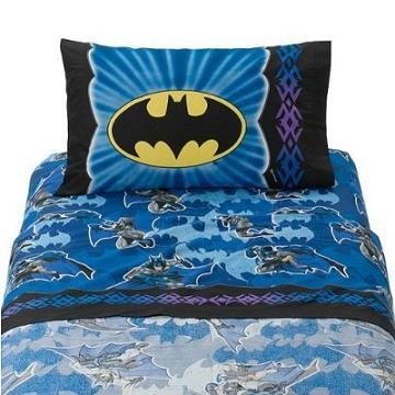 Batman sheet set