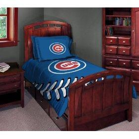 Chicago Cubs Comforter Set