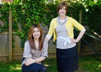 Zicci Bea founders Yali Katz and Shoshanah Weinstock