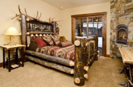 wildlife theme bedding