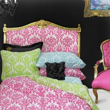 He Loves Me, He Loves Me Not bedding collection