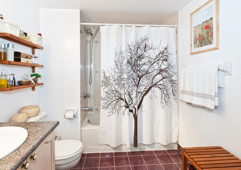 Cool Shower Curtain Ideas Lovetoknow, Unusual Shower Curtain Ideas