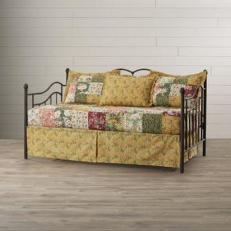 August Grove St. John 5-Piece Reversible Daybed Set