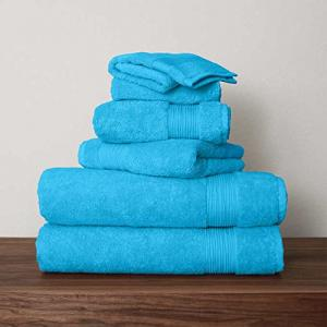 Turkish Towel Company Signature Collection 600GSM 6-piece Bath Towel Set