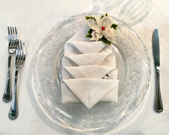 Table Setting Napkin Placement Ideas LoveToKnow & Marvelous Place Setting Napkin Placement Photos - Best Image Engine ...