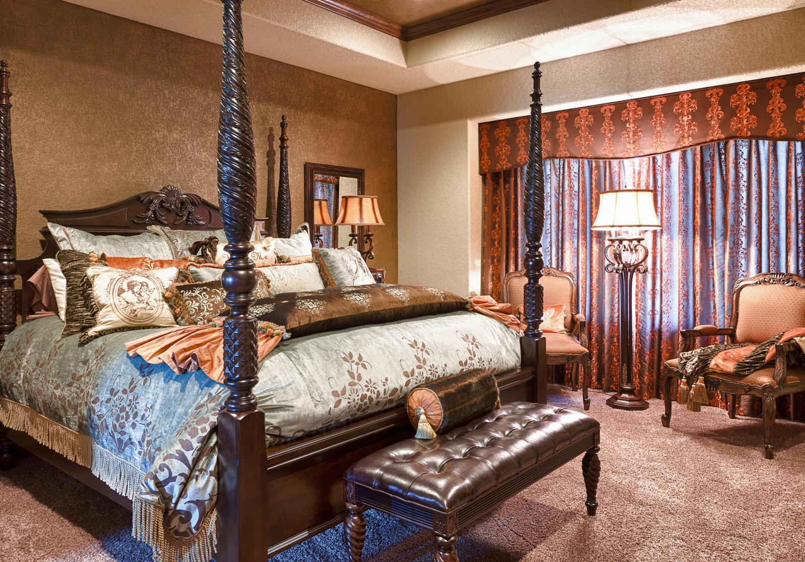 Master Bedroom with a designer feel