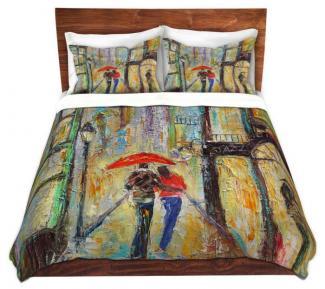 Karen Tarlton Duvet Cover DiaNoche Designs