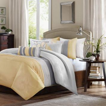Madison Park Amherst Duvet Cover King Size