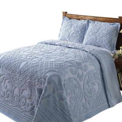 Ashton Chenille Bedding Set