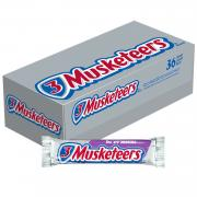 3 Musketeers candy bars