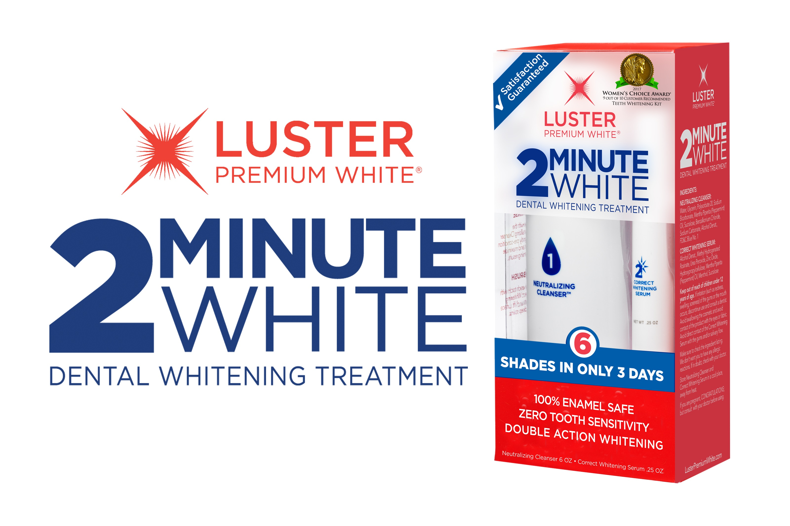 Luster Teeth Whitening Review Lovetoknow
