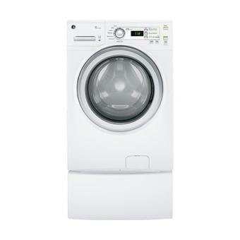 GE GFWH1200DWW front-loading washer