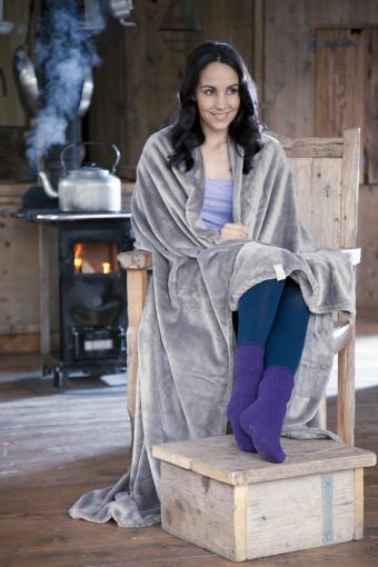Heat Holders Thermal Fleece Blanket Review