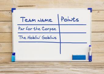Best Halloween Team Names