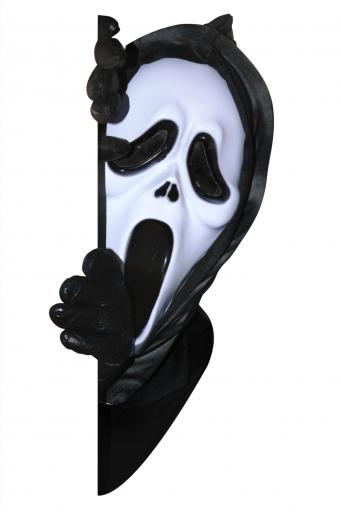 Image of a grim reaper mask