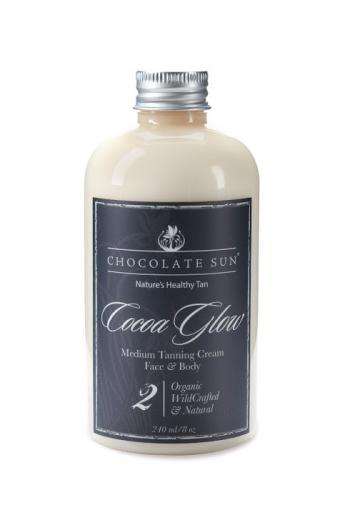 Chocolate Sun Cocoa Glow
