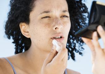 Chocolate Sun Lip Treatment Review