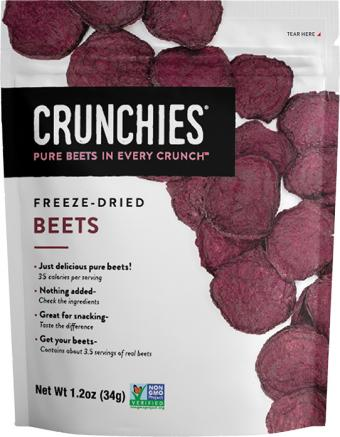 Crunchies Beets