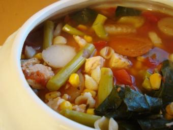 Quick and Easy Soup