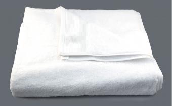 Nate Berkus White Towel by Trident