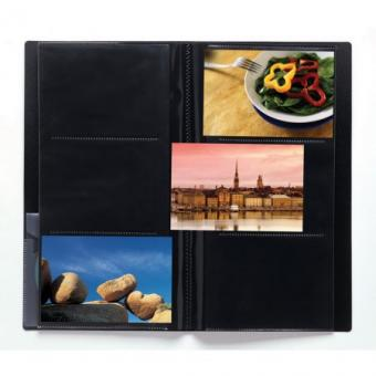 Photo Album With Protective Sleeve Pockets