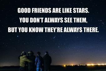 Gallery of the Best Friendship Sayings