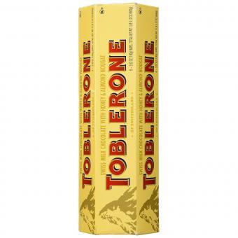 Toblerone candy bars