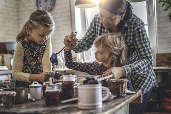 Top Nine Methods of Home Food Preservation