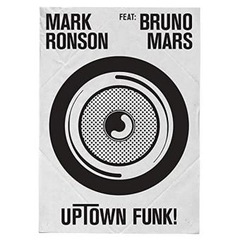 Uptown Funk by Mark Ronson featuring Bruno Mars