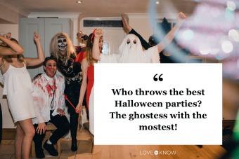 Punny Halloween Joke