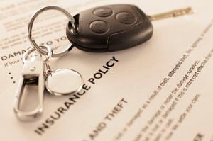Keys on insurance policy
