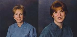 Carla Snyder and Meredith Deeds, authors of 300 Sensational Soups